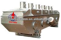 Vibrating oil fluid bed dryer for sale