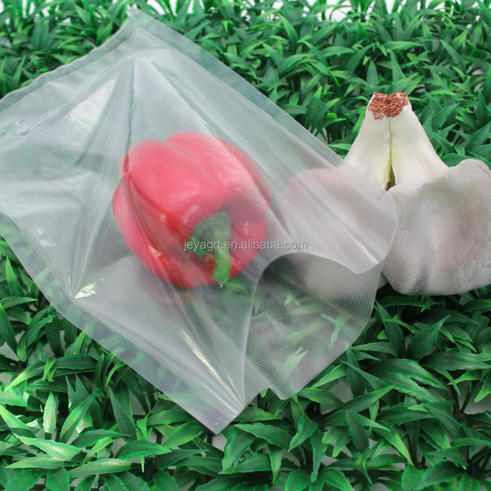 Popular Great Quality Vac-Fresh Embossed Sealer Bags Frozen Freezer Storage Fresh Vegetables Packaging Plastic Food Vacuum Bag