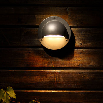 12v Outdoor Led Recessed Mounted Step Light Wall Stair Lighting