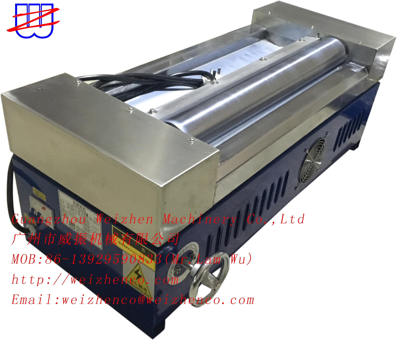 WZ-600L Einzel roller kleber stick hot melt applikator