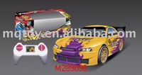 4 channel 4 wheel drive RC car Toys