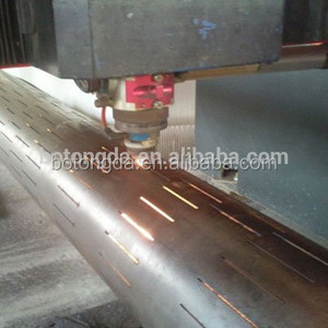 Alibaba China Water Well Johnson Screen/sand Control Screen Pipe/wedge wire screen
