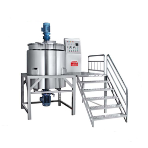 Industrial Chemical Liquid Mixer Machine, Detergent Agitator Production Equipment, Industrial Cosmetic Liquid Mixer
