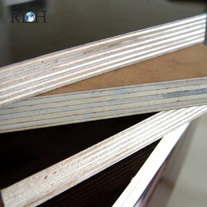 (WBP/MR glue)poplar/hardwood/combi core melamine faced cheap Commercial plywood from shouguang plywood manufacturer