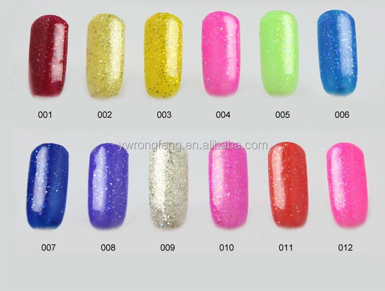 China Faceshowes Uv Color Gel Nail Polish,Neon Color Free Sample Uv ...