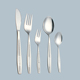 Germany style thin stainless steel tableware/cutlery/flatware
