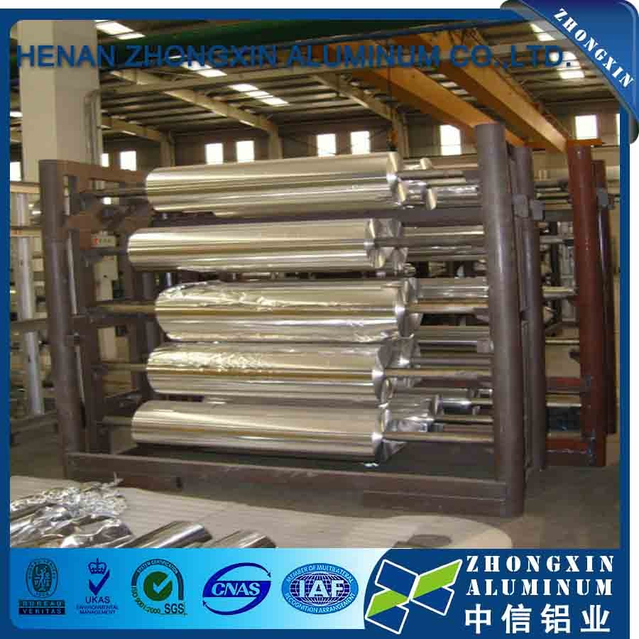 China supplier thick aluminum foil with holes and stocklot aluminum foil various dimensions