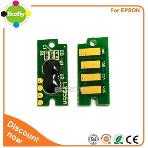 2015 new price for Workforce AL M300 toner chip for epson printer ink reset chip