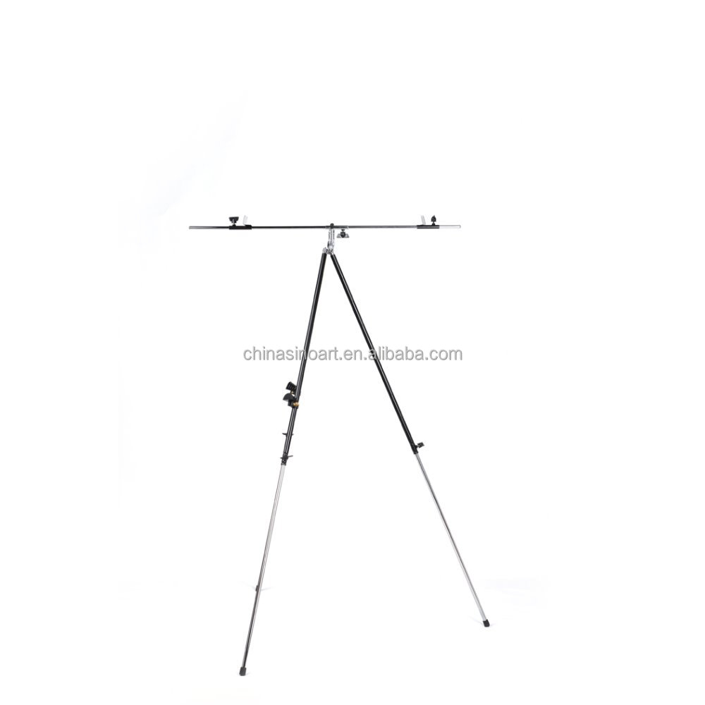 Artist Metal/Aluminum Easel Stand for Painting/Display, Sketch Easel