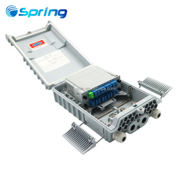 NEW PRODUCT FTTH 16 core Optical Fiber Distribution Termination Box