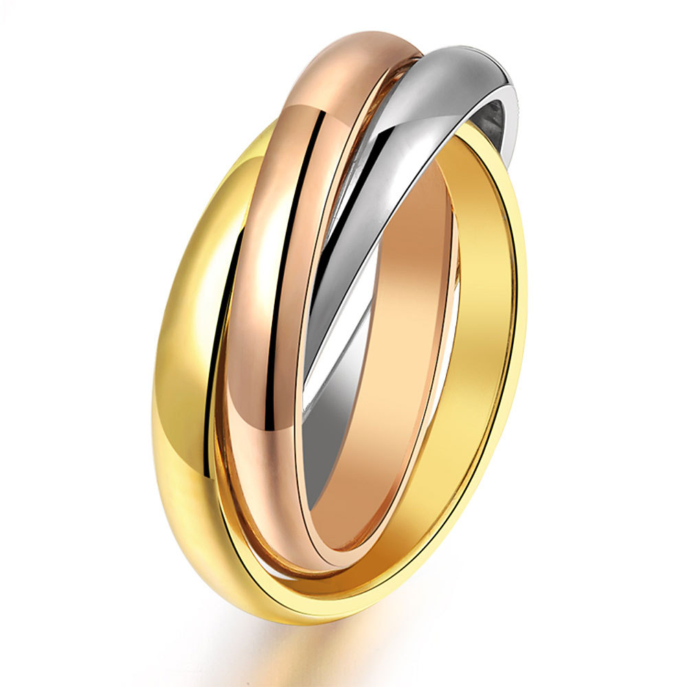 Tricolor Gold Jewelry Tricolor Gold Jewelry Suppliers and