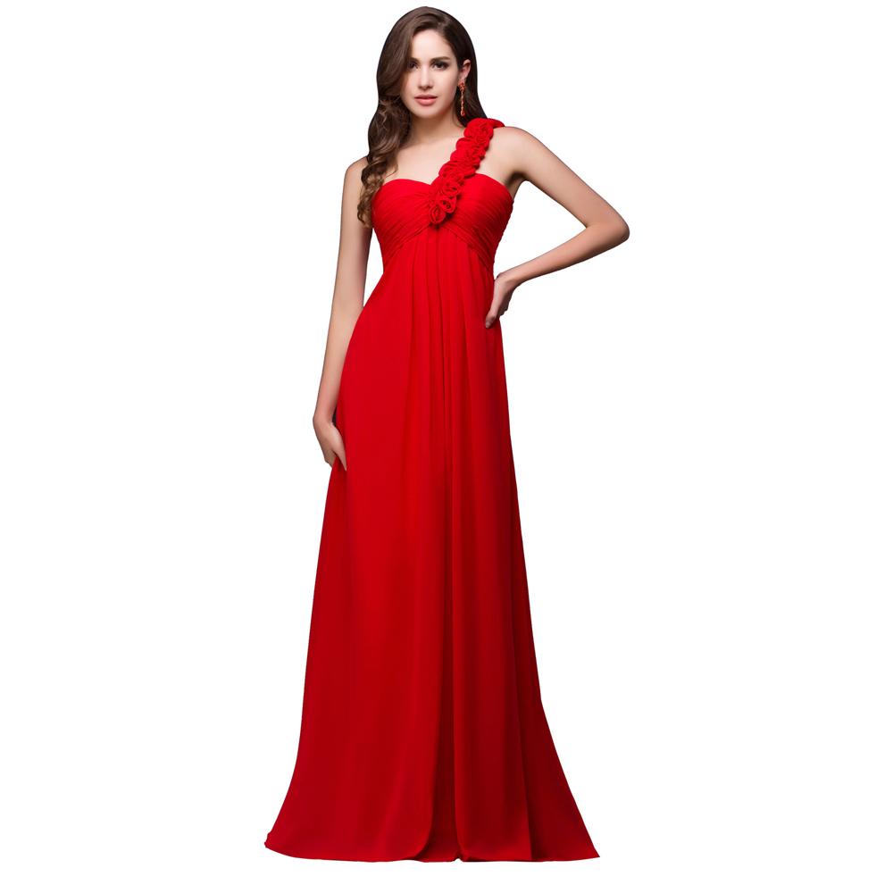 35d503fc506 One Shoulder Flower Bridesmaid Dresses - Gomes Weine AG