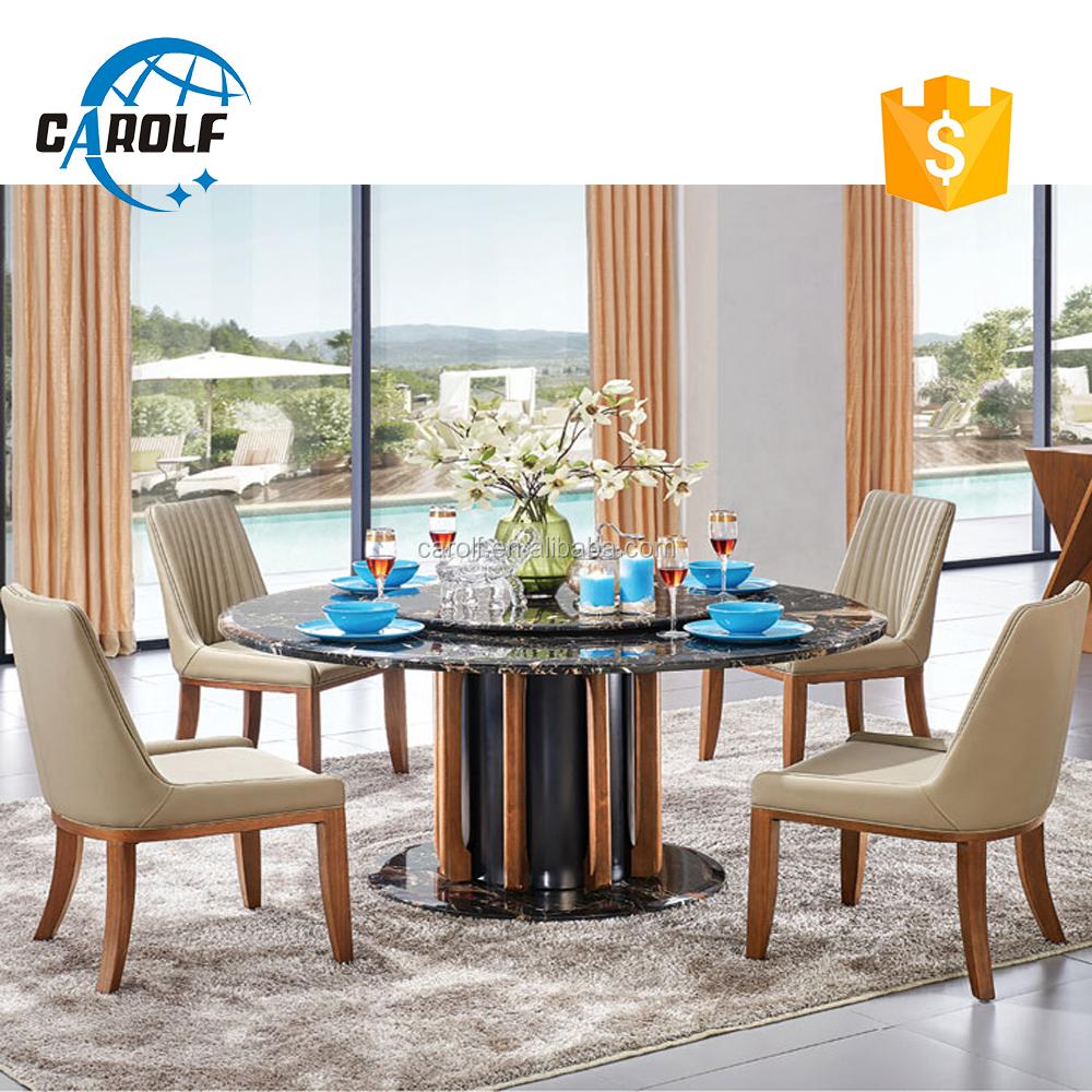 Venta al por mayor mesas de comedor redondas baratas-Compre online ...