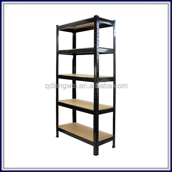New Shelving Unit Steel Metal 5 Rack Storage Shelves Organizer Home Garage Shelf
