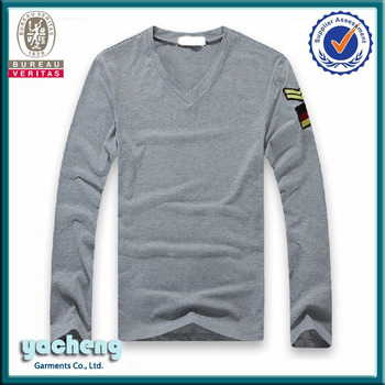 2014 New Style Wholesale Egyptian Cotton T Shirts Blank