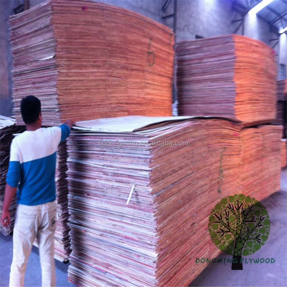 3ply Compressed Okoume Plywood/Commerical Plywood
