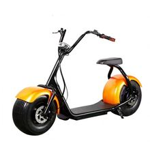 2018 New Promotional Various Citycoco Newest Design 18*9.5 Inch hal Durable Electric Scooter