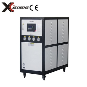 Environment Friendly 20HP Thermal Water Heater Chiller For Injection Molding