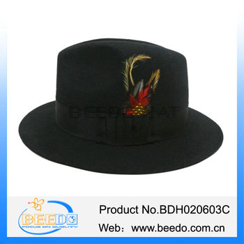 Big Brim Hasidic Jewish Fedora Hat For Sale - Buy Big Jewish Hat ... 2140bb136e6