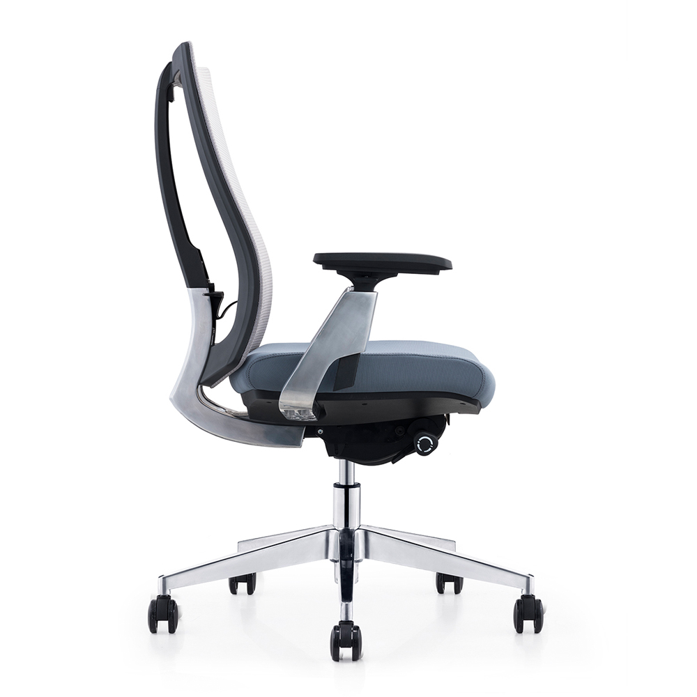 Simple computer chair custom models office staff down office ergonomic leisure swivel chair wholesale