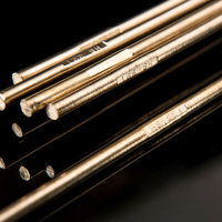 China supplier brass brazing alloy welding rod