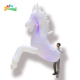 Hot sale big inflatable led horse for parade