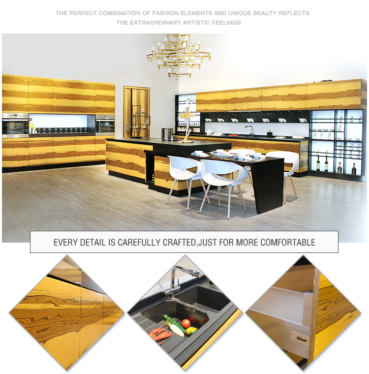 ห้องครัวชุด modular บ้าน integral ห้องครัวตู้