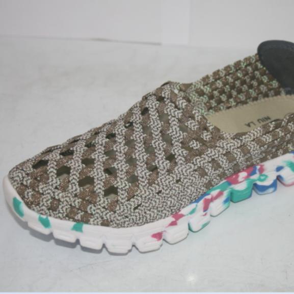 Elastic Handmade Excellent NIULA Woven Shoes 7xwwzq