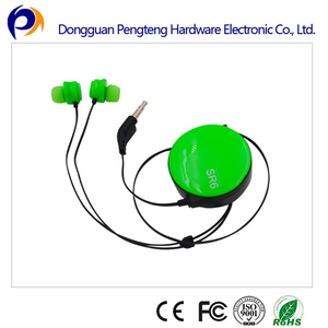 electric ear cleaner earphone for in ear fm radio