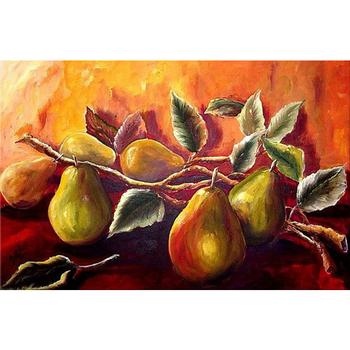 Moderne En Gros Nature Morte Peintures Fruits Buy Nature Morte