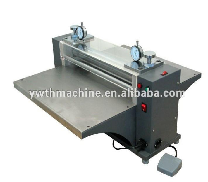 flatbed tafel roller pers sterven snijmachine
