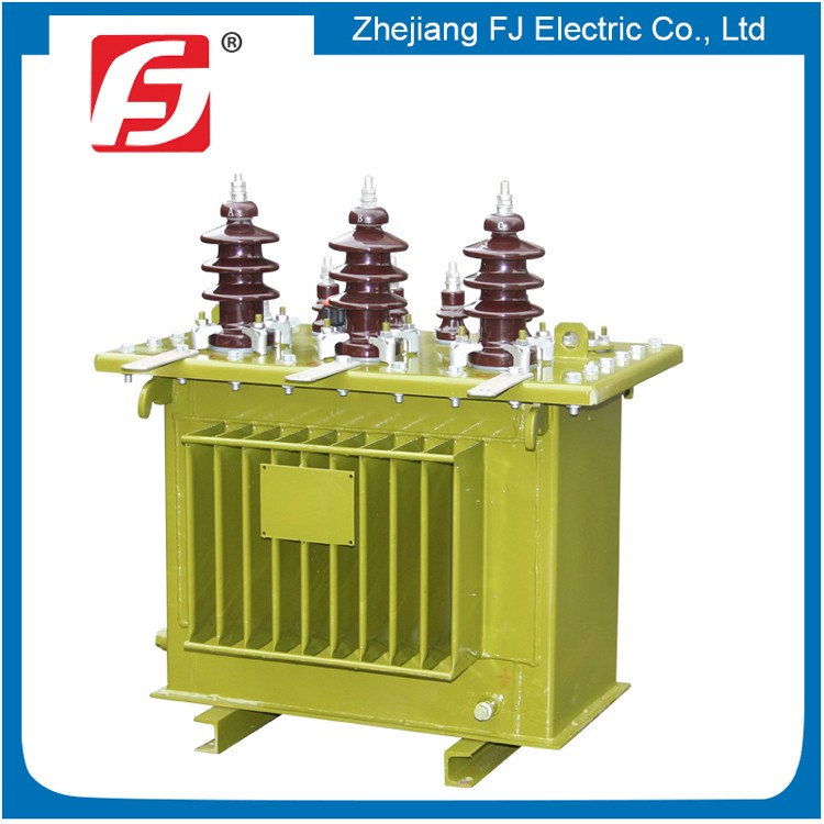 Foreign design oil filled three phase 33kv 11kv to 400v 50 kva transformer