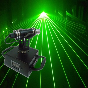 rotating beam hunting disko lazer dot projector