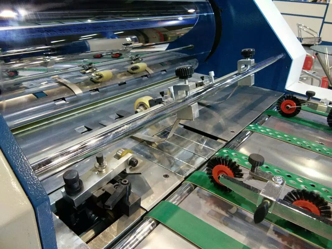 Eco-Friendly Professional Automatic Thermal Film Laminating Machine