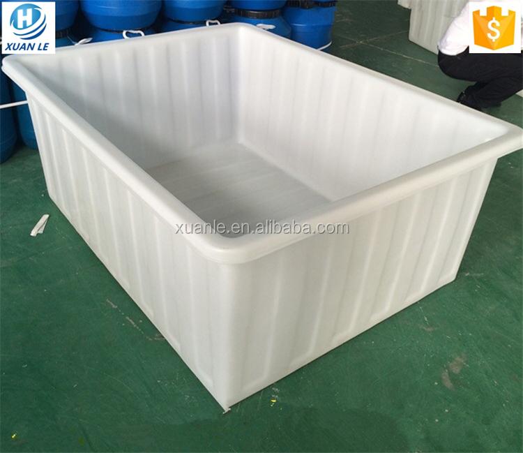 Rectangular Open Top Square Plastic Water Tank  With Big Size - Buy Square  Plastic Water Tank ,Square Plastic Water Tank ,Square Plastic Water Tank
