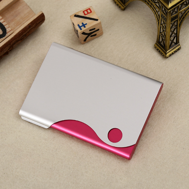 Wholesale aluminium credit card case
