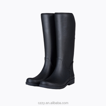 8555ccc8b566d Ladies Rain Shoes High Long Waterproof Women Rubber Rain Boot - Buy Rubber  Boot,Rain Boot,Women Rain Boots Product on Alibaba.com