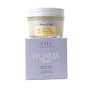 FarmHouse Fresh Facial Mask 3.25fl- 1 ea (Pajama Paste Soothing Active Yogurt)