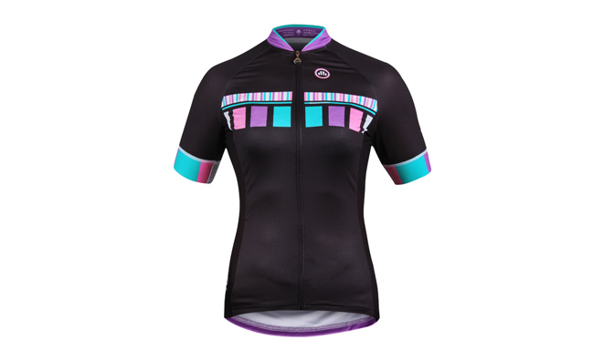 2016 New Design High Quality Women's Cycling Jersey Outdoor Sports
