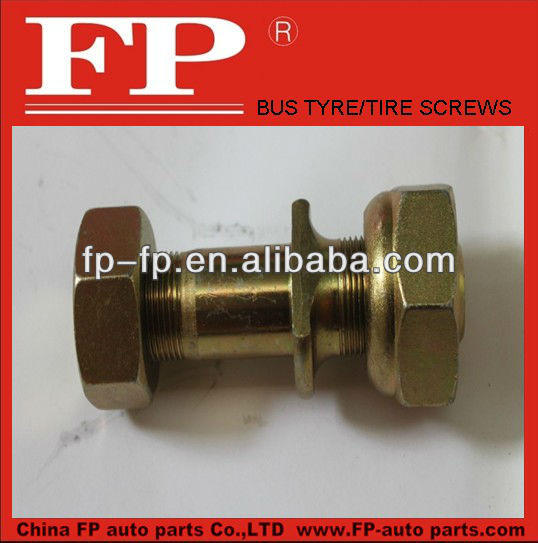 tyre screws for bus