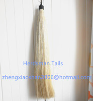 "Genuine 34-36"" 1pound horse hair extension , false tails , horse tail extension for sales with competitive prices"