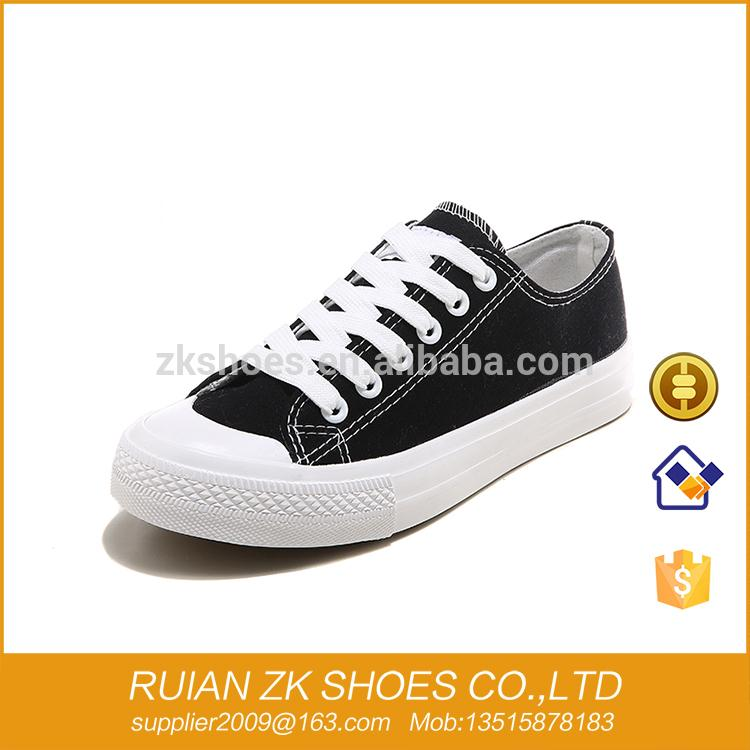 Display Design Rubber Sole Classical canvas shoes