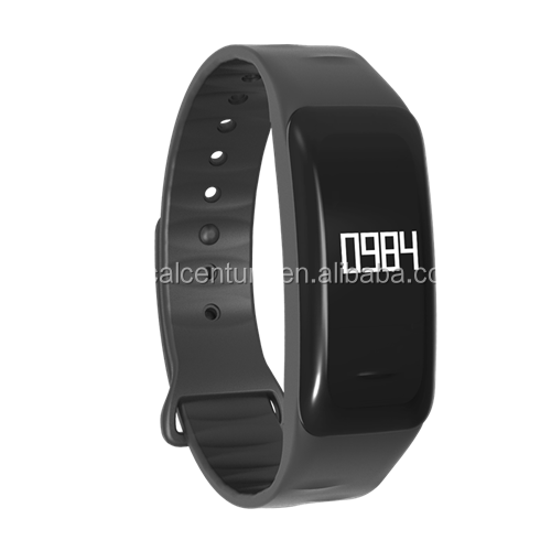 Hot Selling Sport Waterproof Bluetooth Fitness F1 Smart Bracelet For Android Ios