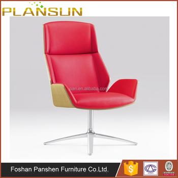 boss design office chairs walnut veneer high back kruze swivel