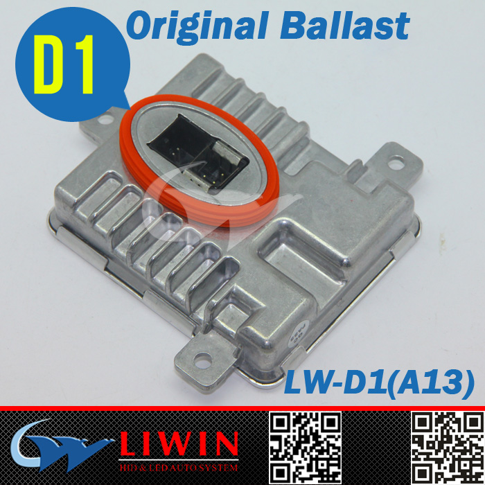 LW-D1(A13)d1s adapter hid electronic ballast adapter 12v 35w xenon headlights hid