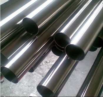 Prime Quality 304/304L/316/316L Industrial Welded Unpolished Stainless Steel Pipe