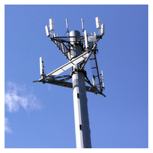 High quality galvanized steel wifi tower