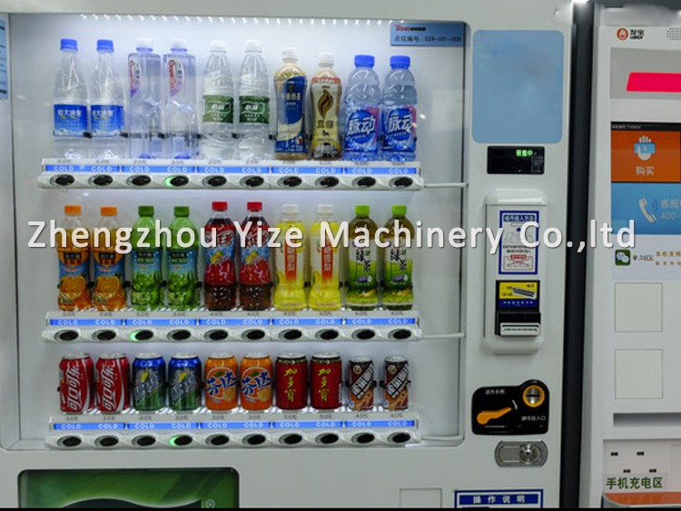 Interesting Mini Snack Vending Machine Cold Drink Gumball For Inspiration