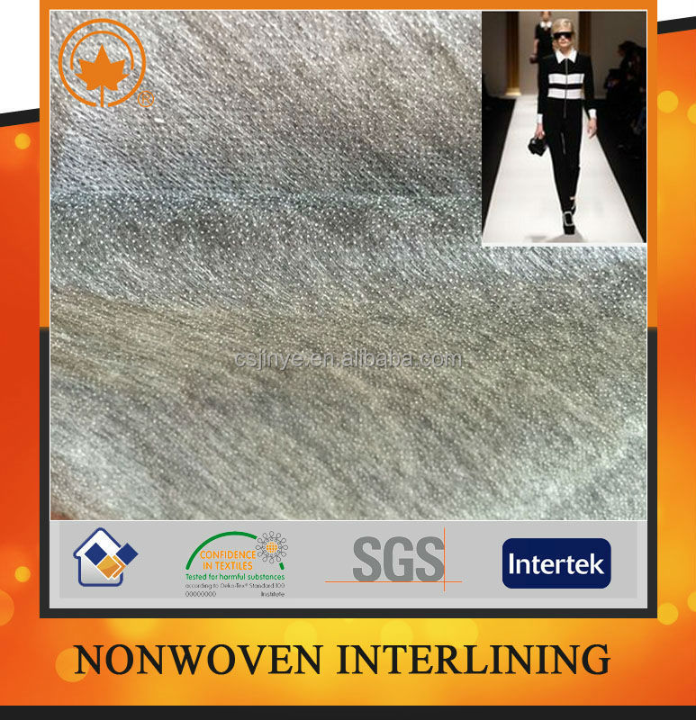 Nonwoven Fusible Interlinings for Garment