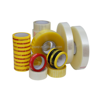 Waterproof Carton Sealing Tape & Custom Printed Duct Tape